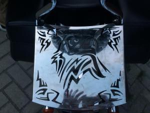moto bagaznik elementy dekoracyjne i ozdobne womet lublin