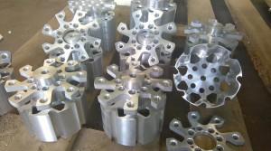 Frezowanie CNC Elementy robotów i maszyn IMAG0047 frezowanie