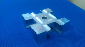 Frezowanie CNC Elementy robotów i maszyn IMAG0238 frezowanie