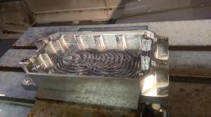 Frezowanie CNC Elementy robotów i maszyn