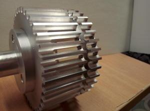 Frezowanie CNC Elementy robotów i maszyn IMAG0431 elementy robotow i maszyn