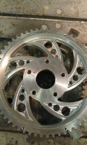 frezowanie CNC elementy samochodów i motocykli